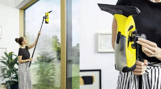 робот для мытья окон